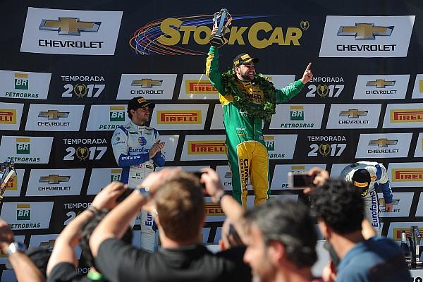 Stock Car Brasil Últimas notícias Fraga celebra vitória e pontuação recorde: