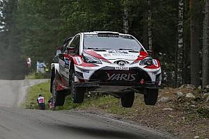 WRC Leg report