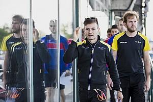Blancpain Endurance Breaking news Vaxiviere joins R-Motorsport Blancpain GT squad