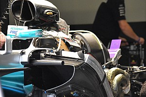 Mercedes: montato il quarto motore solo sulle frecce d'argento
