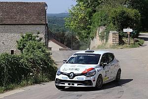 Trofei marca svizzera Gara Vittoria e primato per Ismaël Vuistiner nel Clio R3T Alps Trophy