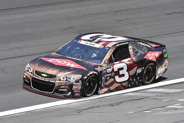 NASCAR Cup Rennbericht NASCAR: Austin Dillon holt 1. Sieg bei Spritpoker in Charlotte