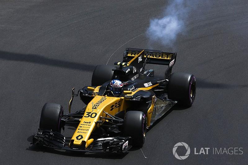 Sering rusak di penghujung F1 2017, Renault minta maaf
