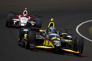 IndyCar Noticias Sage Karam fue confirmado para correr en Indy 500