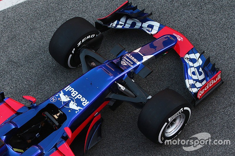 【F1】トロロッソとメルセデスの類似点に、サインツJr.自信を深める