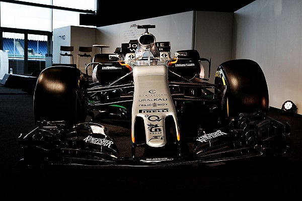GALERÍA: el nuevo Force India VJM10