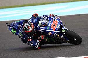 MotoGP Отчет о тренировке Виньялес сохранил лидерство по итогам двух тренировок в Аргентине
