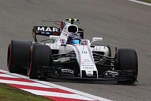 Формула 1 Інтерв'ю Стролл: Сумно вибути з гонки, змагаючись за очки