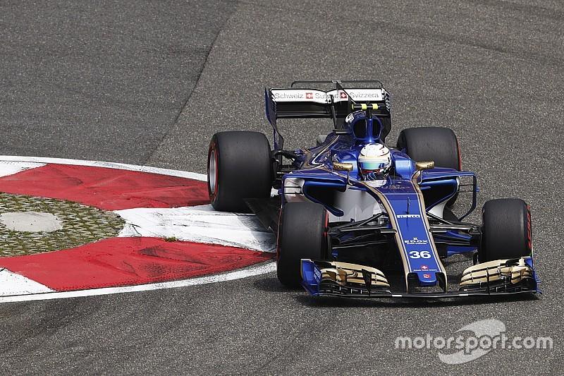 Giovinazzi, passé en Q2... grâce à son accident