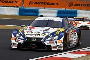 Super GT Race report Super GT Okayama: Hirakawa dan Cassidy menangi seri pembuka