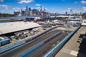 Formula E Noticias de última hora VIDEO: el cuadricóptero que se estrelló en una carrera con un Fórmula E