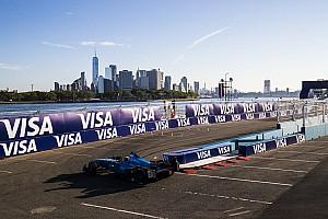 フォーミュラE 予選レポート 【FE】ニューヨーク・レース2予選:バードPP。SF参戦中の2人が躍動