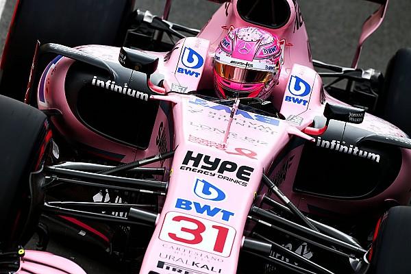 Forma-1 BRÉKING A Force India utol akarja érni a Red Bullt
