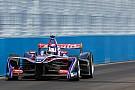 Formula E Sensacional debut de Lynn en Fórmula E con pole en Nueva York