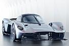 Prodotto Aston Martin Valkyrie, tempi da Formula 1