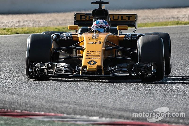 """Renault avec un """"gros correctif"""" sur son moteur à Melbourne"""