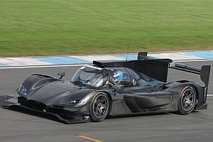 IMSA Breaking news Mazda Team Joest lakukan tes di Donington