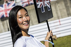 Формула 1 Самое интересное Самые красивые девушки Гран При Японии