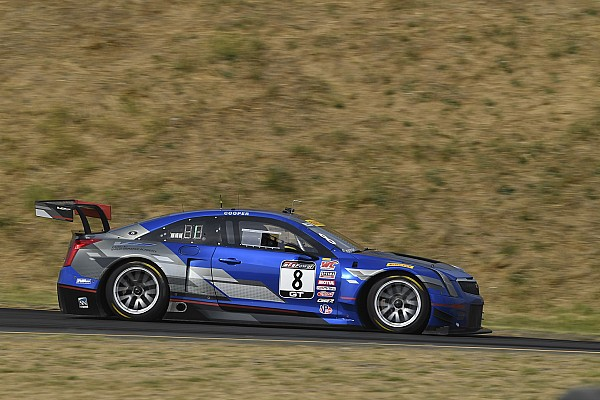PWC Sonoma PWC: Cooper holds off Long and Kaffer for second win