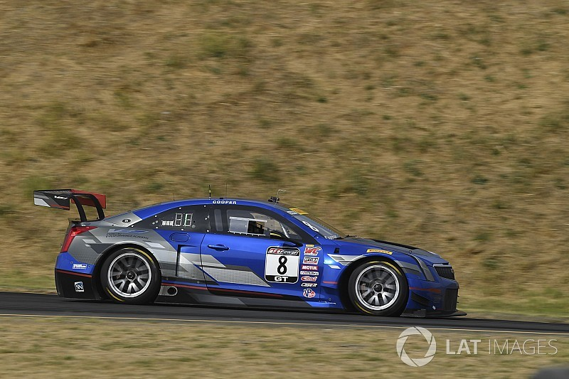 Sonoma PWC: Cooper holds off Long and Kaffer for second win