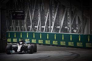 Formule 1 Réactions Hamilton :