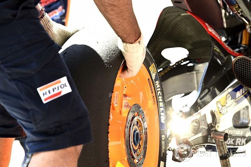 MotoGP confirma extensão de contrato com Michelin até 2023