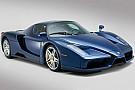 OTOMOBİL Muhteşem mavi Ferrari Enzo açık arttırmaya çıkıyor