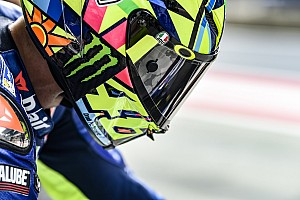MotoGP Breaking news Rossi suffers leg fractures in serious motocross crash