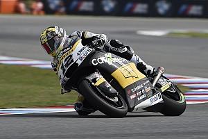 Moto2 Relato da corrida Luthi vence sprint de 6 voltas e se aproxima de Morbidelli