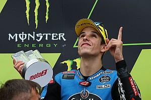 Moto2 Reactions Marquez: Podium ini untuk Angel Nieto!