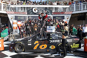 NASCAR Cup Relato da corrida Truex brilha na estratégia e vence em Watkins Glen