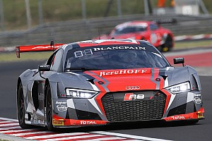 Blancpain Sprint Репортаж з гонки BSS в Угорщині: Фесслер і Вантор виграли кваліфікаційну гонку