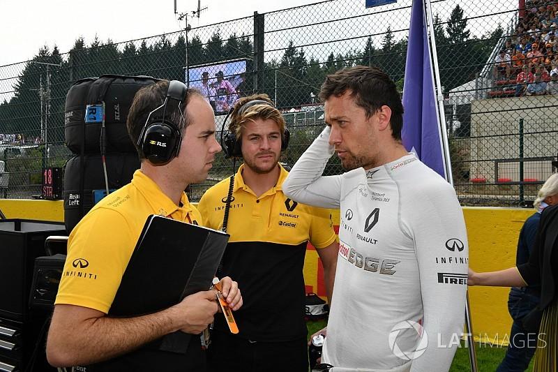 "رينو: بالمر كان أشبه ""بشخص آخر"" في سباق بلجيكا"