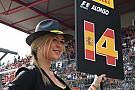 Szépséges F1-es rajtrácslányok a Belga Nagydíjról