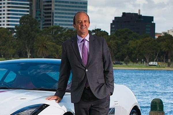 General Australian Grand Prix boss joins CAMS Foundation