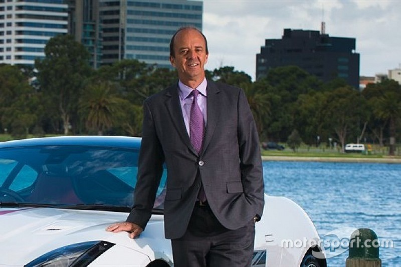 Australian Grand Prix boss joins CAMS Foundation