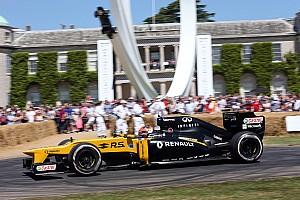 Formula 1 Breaking news Kubica resmi tes F1 bersama Renault di Hungaroring