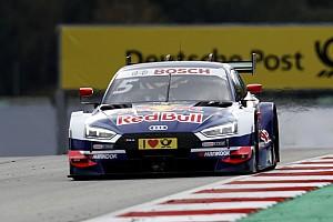 DTM Gara Red Bull Ring: strepitosa tripletta Audi in Gara 1. Ekstrom beffa Green