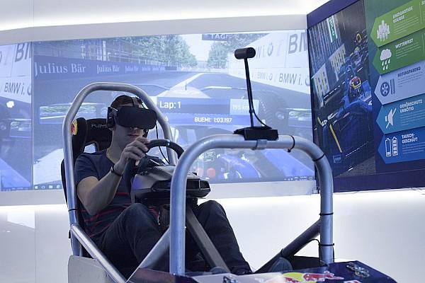 Sim-Racing Feature