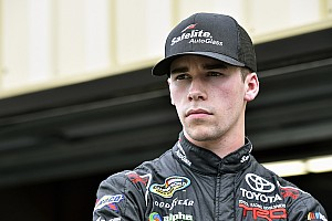 NASCAR Truck Breaking news Ben Rhodes