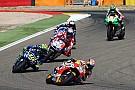 MotoGP 復帰レース5位のロッシ舌戦「ペドロサはひとりでレースした方がいい」