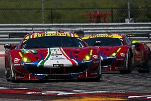 WEC Son dakika Ferrari WEC kadrosunu değiştirmeyecek