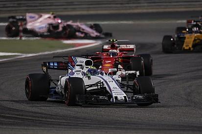 F1 La columna de Massa: