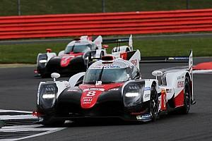 WEC Отчет о гонке Toyota выиграла «6 часов Сильверстоуна»