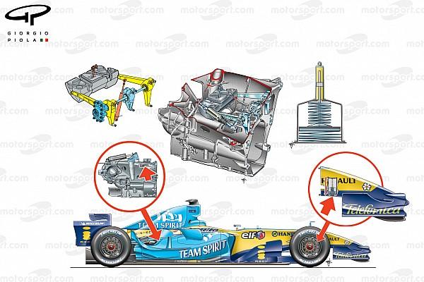 Formula 1 Retro F1 tech: The focus on safety