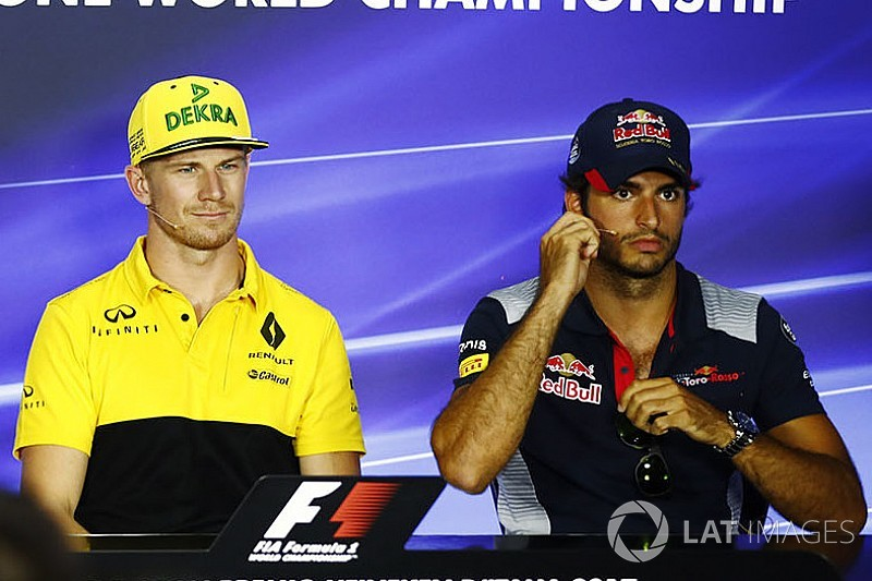 Renault konfirmasi pinjam Sainz untuk F1 2018