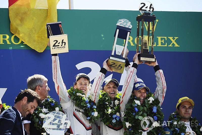 Porsche remporte les 24 Heures du Mans et sauve la face du LMP1!