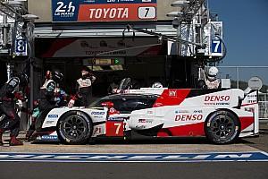 24 heures du Mans Actualités Toyota simule des défaillances pour préparer Le Mans