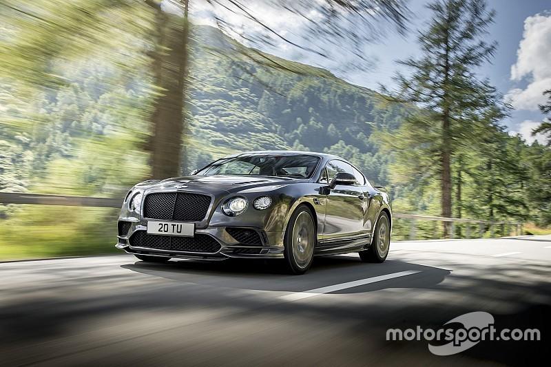 Bentley Continental GT Supersports is met 710 pk krachtiger dan ooit