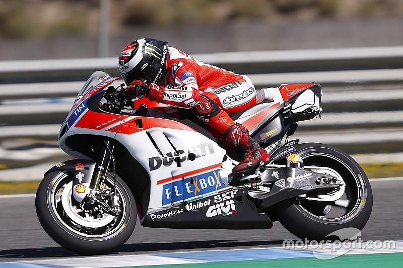 Ducati berupaya cari pengganti winglet